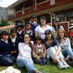 Voyage étudiant au Pérou